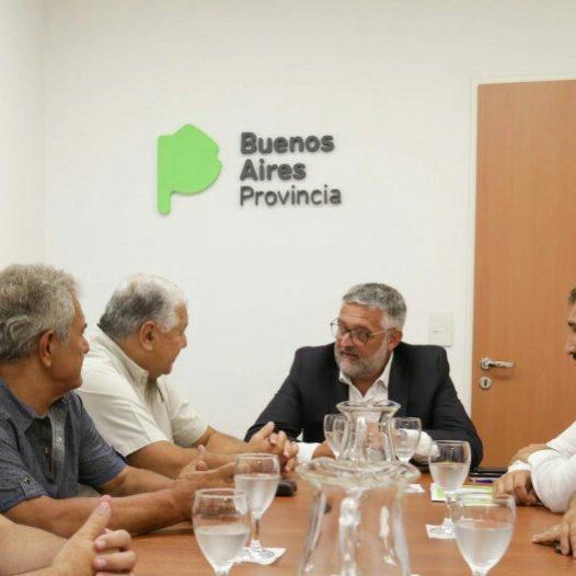 Trascendente firma de convenios entre FATLyF y el Ministerio de Trabajo de la provincia de Buenos Aires