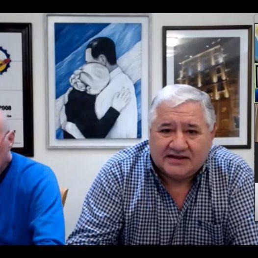 """Importante participación en el Webinar """"Responsabilidades y Derechos del Teletrabajo"""""""